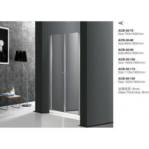 Душевая дверь Atlantis ACB-30-100, размер 100х190 - фото