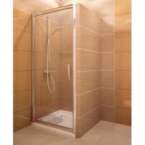 Душевая дверь Koller Pool PXDO1N Bril/ tran 900+поддон Cola-P 900+сифон AlcaPlast A47CR d60