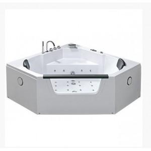 Гидро-аэромассажная ванна Iris TLP-643, размер 155x155
