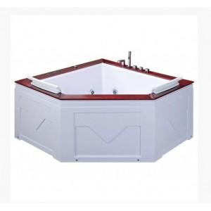 Гидро-аэромассажная ванна Iris TLP-667, размер 150x150