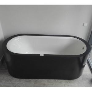 Ванна Vagnerplast Kasandra Corralit Oval VPBA175KAS2X-CR/NO, размер 175х75