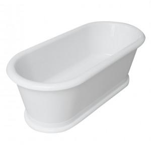 Акриловая ванна Volle 12-22-807, размер 180х85, отдельностоящая  - фото